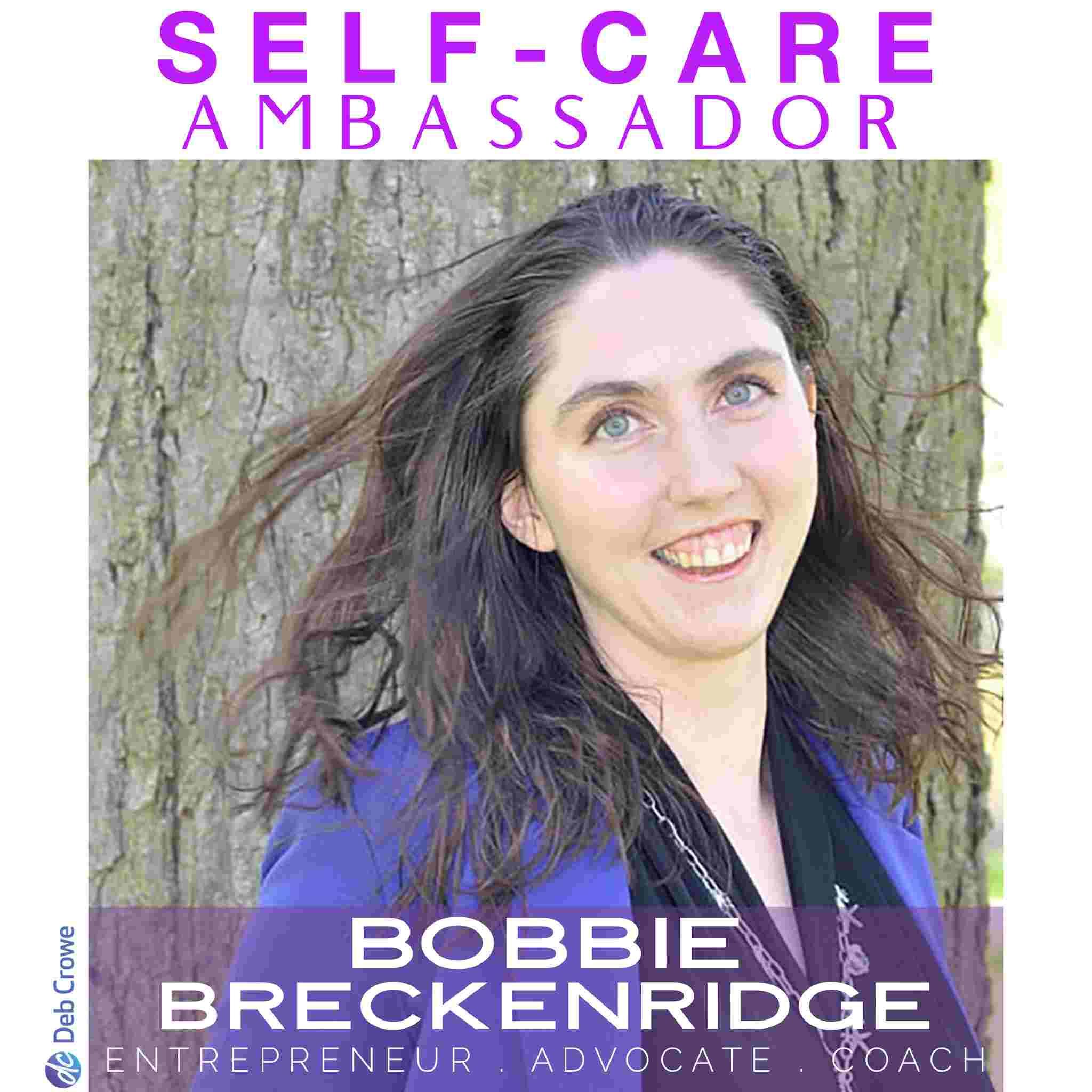 Deb Crowe Self-care Ambassador Ontario Women's Self Care Conference - Bobbie Breckenridge